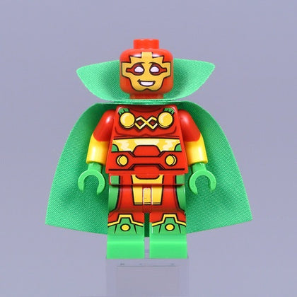 LEGO Minifigures - DC Series - Figure 01 - Mister Miracle (71026)