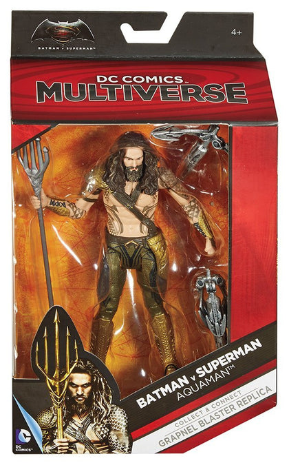 DC Comics Multiverse - Batman v Superman - Aquaman 6-Inch Action Figure