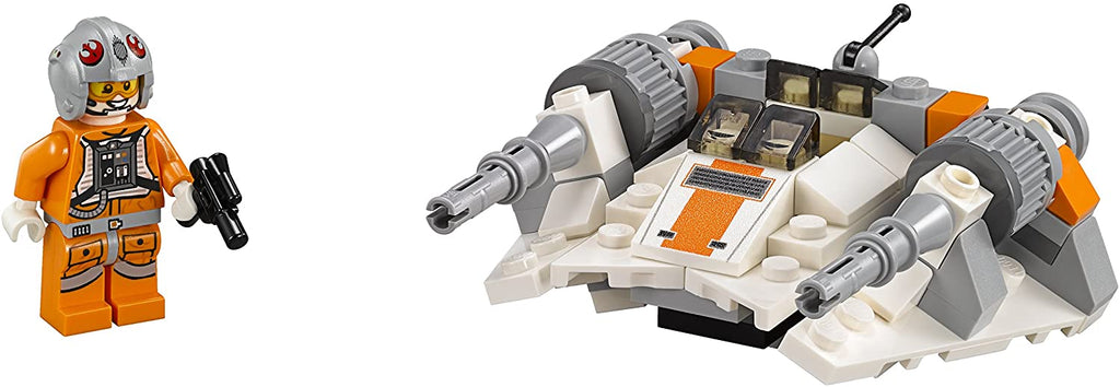LEGO Star Wars - Microfighters - Snowspeeder (75074) Retired Building Toy