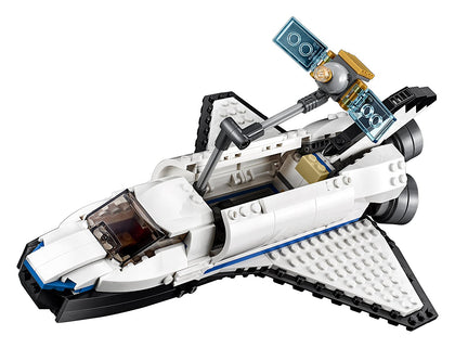 LEGO Creator 3-in-1 - Space Shuttle Explorer (31066) Building Toy RETIRED