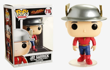 Funko Pop! Television - The Flash #716 - Jay Garrick Vinyl Figure