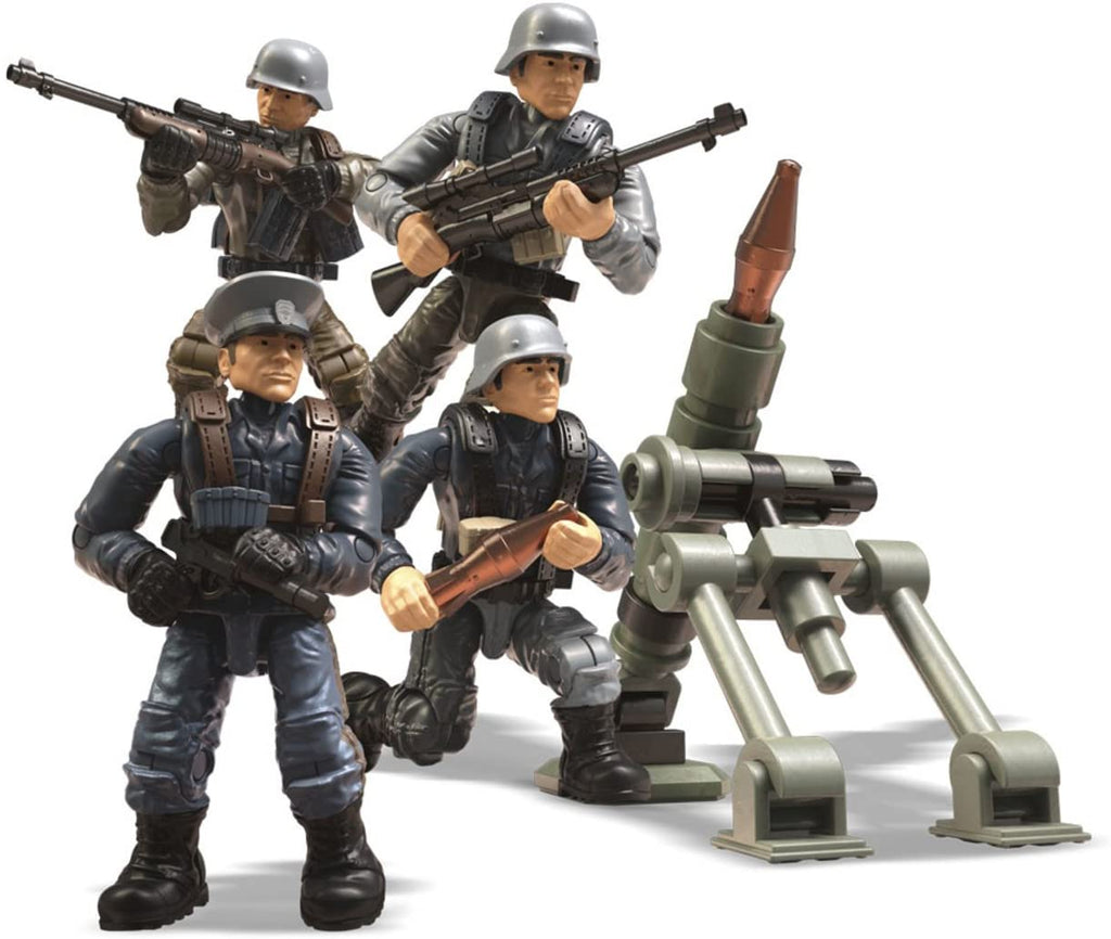 Mega Construx - Call of Duty - Enemy Soldiers (FVG04)