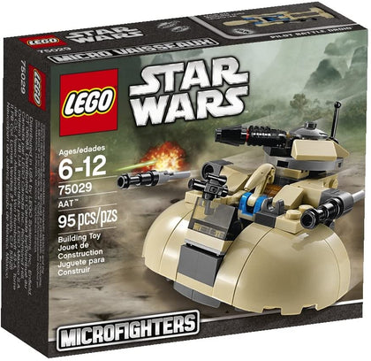 LEGO Star Wars - Microfighters - AAT (75029) Retired Building Toy
