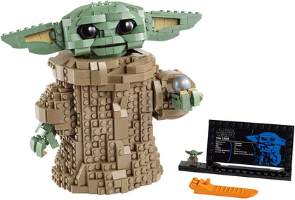 LEGO Star Wars - The Mandalorian - The Child (75318) Building Toy
