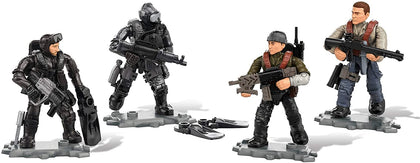 Mega Construx - Call of Duty - Special Forces vs. Submariners (GFW67)