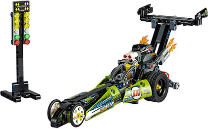 LEGO Technic - Dragster (42103) 2-in-1 Building Toy
