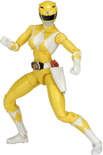 Power Rangers - Legacy Collection - Megazord BAF - Yellow Ranger Action Figure