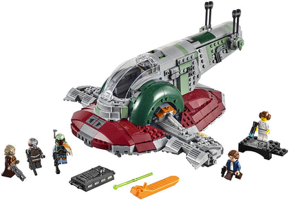 LEGO Star Wars - Slave I - 20th Anniversary Edition (75243) Building Toy