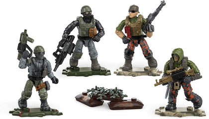 Mega Construx - Call of Duty - Special Ops vs. Jungle Mercenaries (GKW18)