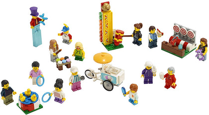 LEGO City - People Pack Fun Fair (60234) Building Toy
