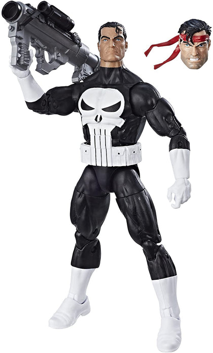 Marvel Legends - Retro Collection - Series 1 - The Punisher (E4001) Action Figure