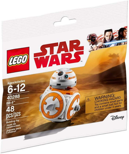 LEGO Star Wars - BB-8 (40288) Building Toy May 4th 2018 Exclusive (Polybag)
