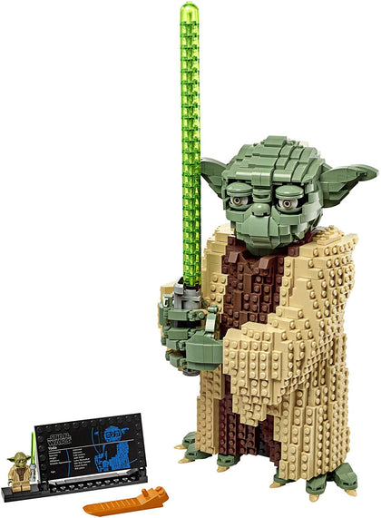 Star Wars - Star Wars: Attack of the Clones - Yoda (75255) Building Toy