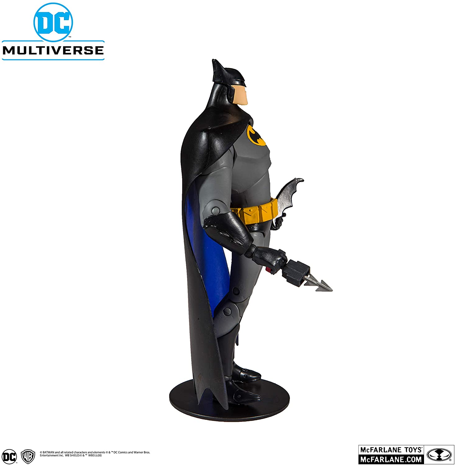McFarlane Toys - DC Multiverse - Batman (Batman: The Animated Series) Action Figure