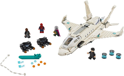 LEGO Marvel - Spider-Man Far From Home - Stark Jet and the Drone Attack (76130) Building Toy