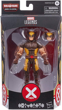 Marvel Legends X-Men - Marvel's Tri-Sentinel BAF - House of X - Wolverine Action Figure (F0335)