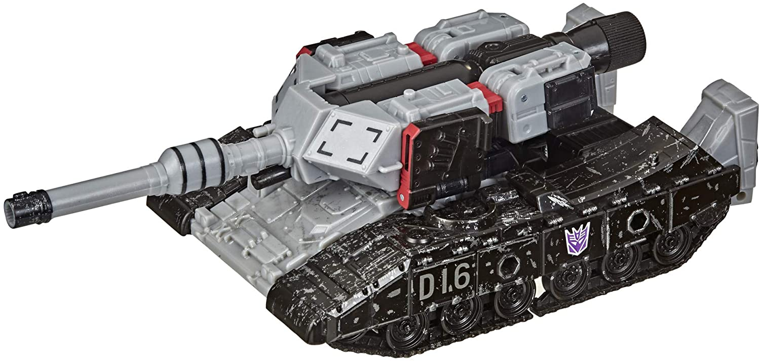 Transformers Generations - War for Cybertron: Earthrise - Megatron Action Figure (WFC-E38)