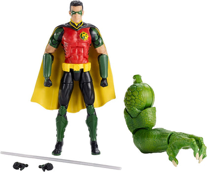Mattel - DC Multiverse - Killer Croc Series - DC Rebirth Red Robin Action Figure