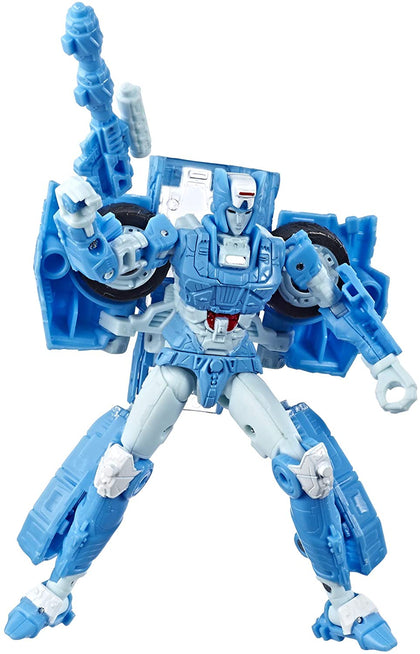 Transformers - War for Cybertron: SIEGE - Chromia Action Figure (WFC-S20)