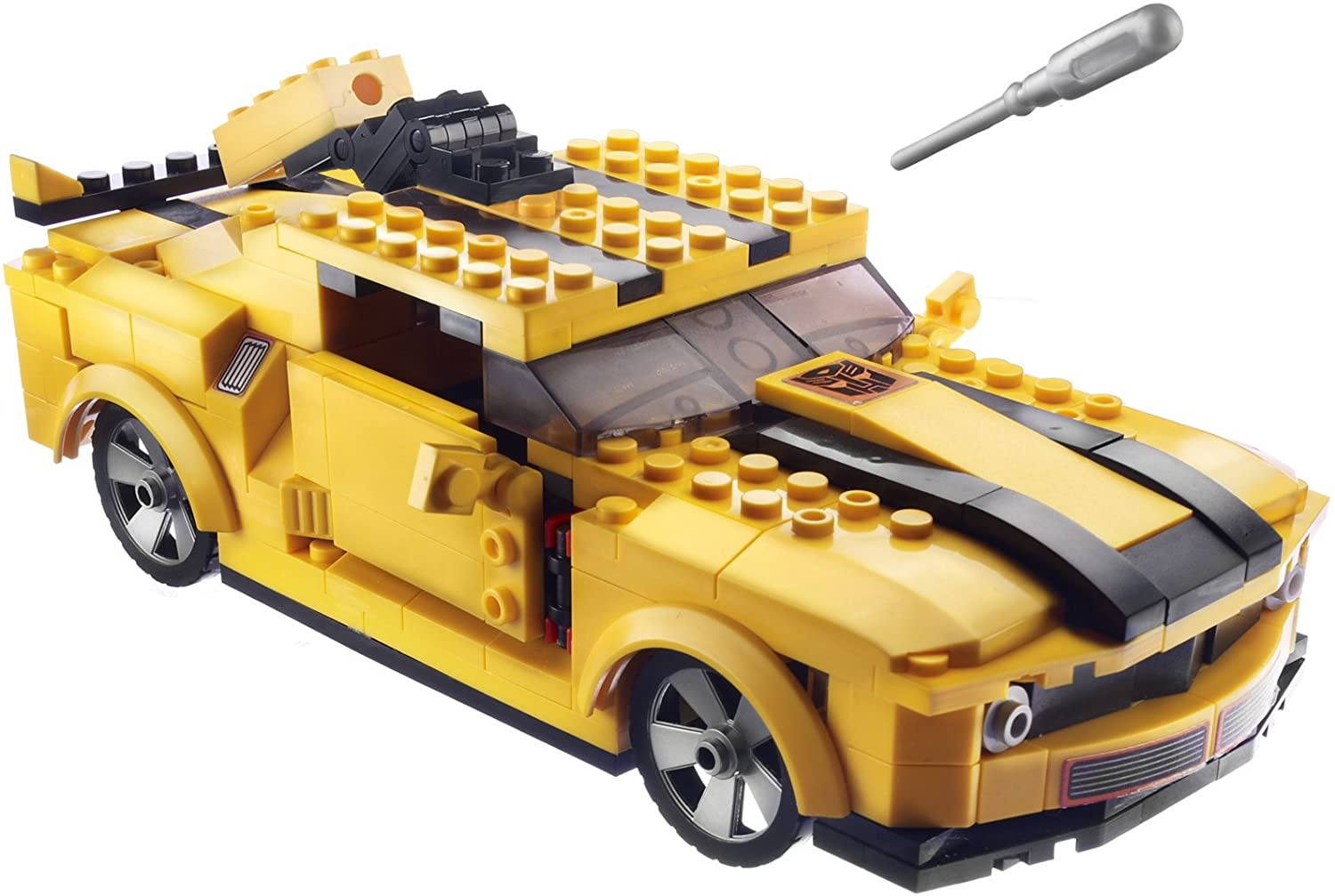 KRE-O Transformers - Bumblebee (30421) Building Toy