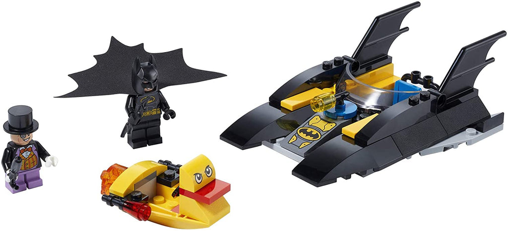 LEGO DC Batman - Batboat The Penguin Pursuit! (76158) Building Toy