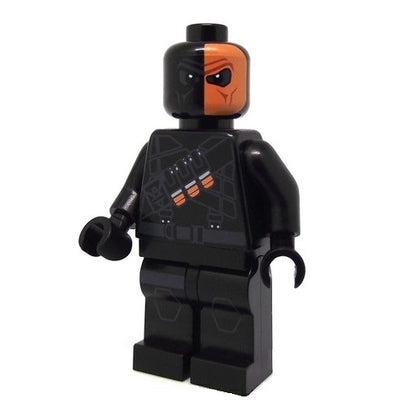 DC Universe - Arrow TV Series - Deathstroke (Billy Wintergreen) Custom Minifigure