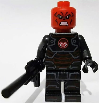 Marvel - Comic Universe - Iron Skull Custom Minifigure