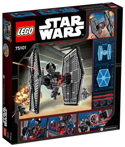 LEGO - Star Wars: The Force Awakens - First Order Special Forces TIE Fighter + 4 Minifigures (75101)
