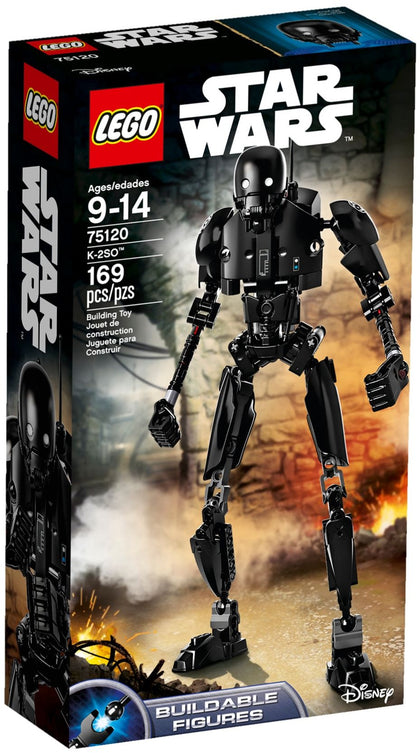 LEGO - Rogue One: A Star Wars Story - Buildable Figure - K-2SO (75120)