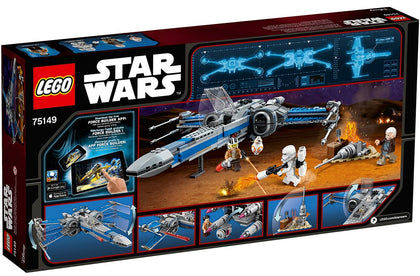 LEGO - Star Wars: The Force Awakens - Resistance X-Wing Fighter (75149)
