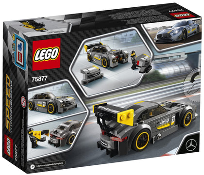LEGO - Speed Champions - Mercedes-AMG GT3 Racing Car (75877)