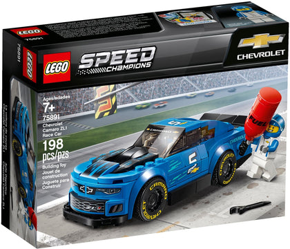 LEGO - Speed Champions - Chevrolet Camaro ZL1 Race Car  (75891)