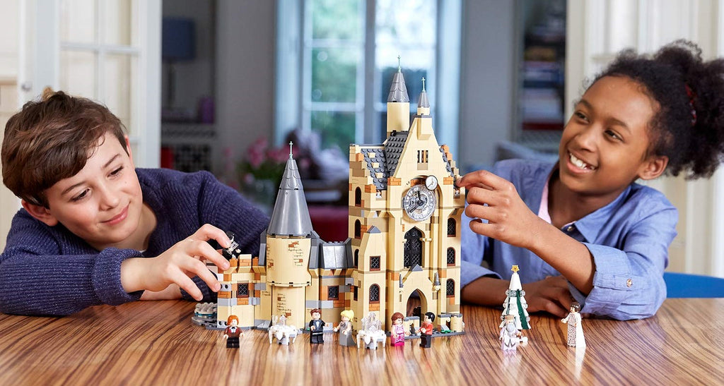 LEGO Harry Potter - Hogwarts Clock Tower (75948) Building Toy