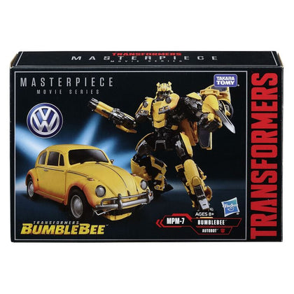 Transformers - Masterpiece Movie Series - Bumblebee (MPM-7) Action Figure Exclusive