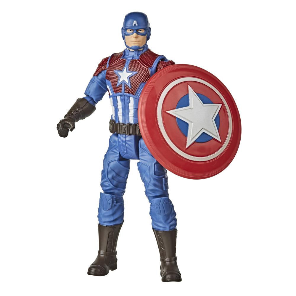 Marvel Gamerverse - Avengers - Captain America Action Figure (E9865)