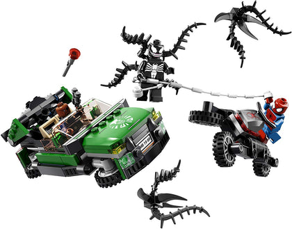 LEGO - Marvel Super Heroes - Ultimate Spider-Man: Spider-Cycle Chase (76004)