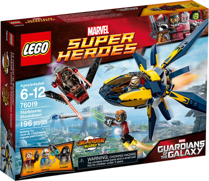 LEGO - Marvel Super Heroes - Guardians of the Galaxy - Starblaster Showdown (76019)