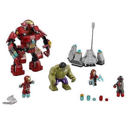 LEGO Marvel Super Heroes - Avengers: Age of Ultron - The Hulk Buster Smash (76031)