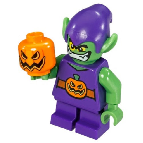 LEGO - Marvel Super Heroes - Mighty Micros - Spider-Man vs. Green Goblin (76064)