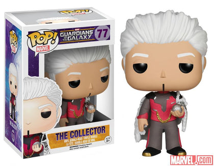 Funko Pop! Marvel - Guardians of the Galaxy #77 - The Collector Vinyl Figure