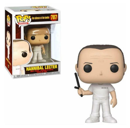 Funko Pop! Movies - The Silence of the Lambs #787 - Hannibal Lecter Vinyl Figure