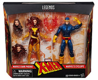Marvel Legends - X-Men - Marvel's Dark Phoenix & Marvel's Cyclops (C1992) Action Figures EXCLUSIVE