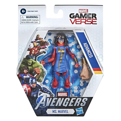 Marvel Gamerverse - Avengers - Ms. Marvel Action Figure (E9867)