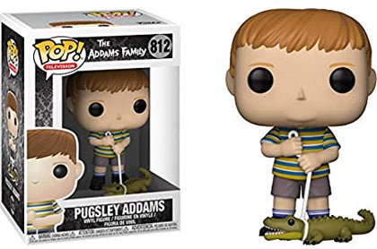 Funko Pop! Television - The Adams Family #812 - Pugsley Addams Vinyl Figure