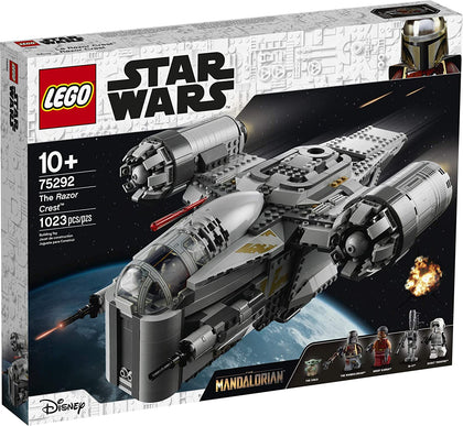 LEGO Star Wars - The Mandalorian - The Razor Crest (75292) Building Toy