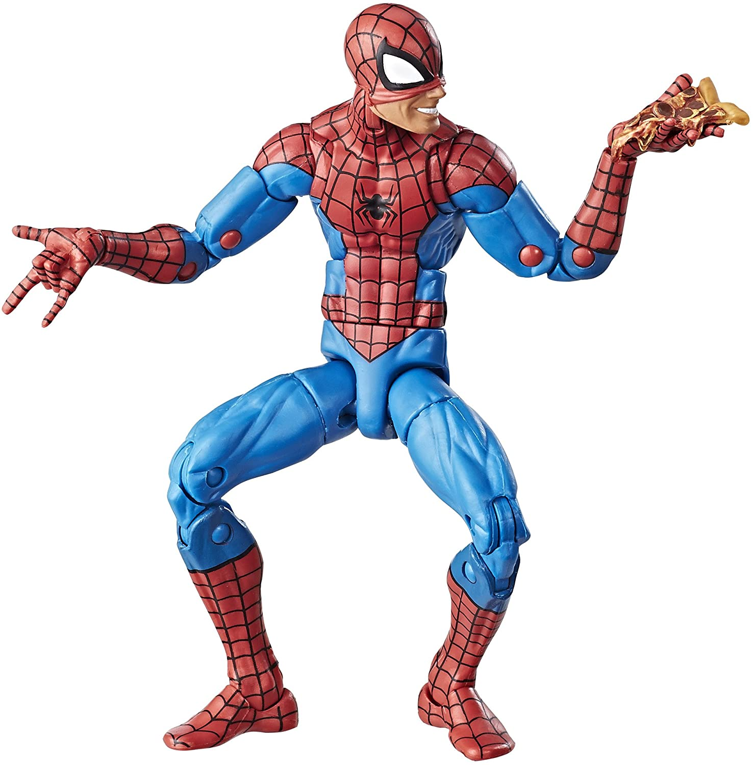Marvel Legends - Retro Collection - Series 1 - The Amazing Spider-Man (E3996) Action Figure