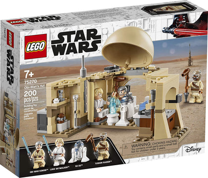 LEGO - Star Wars - Obi-Wan's Hut (75270)