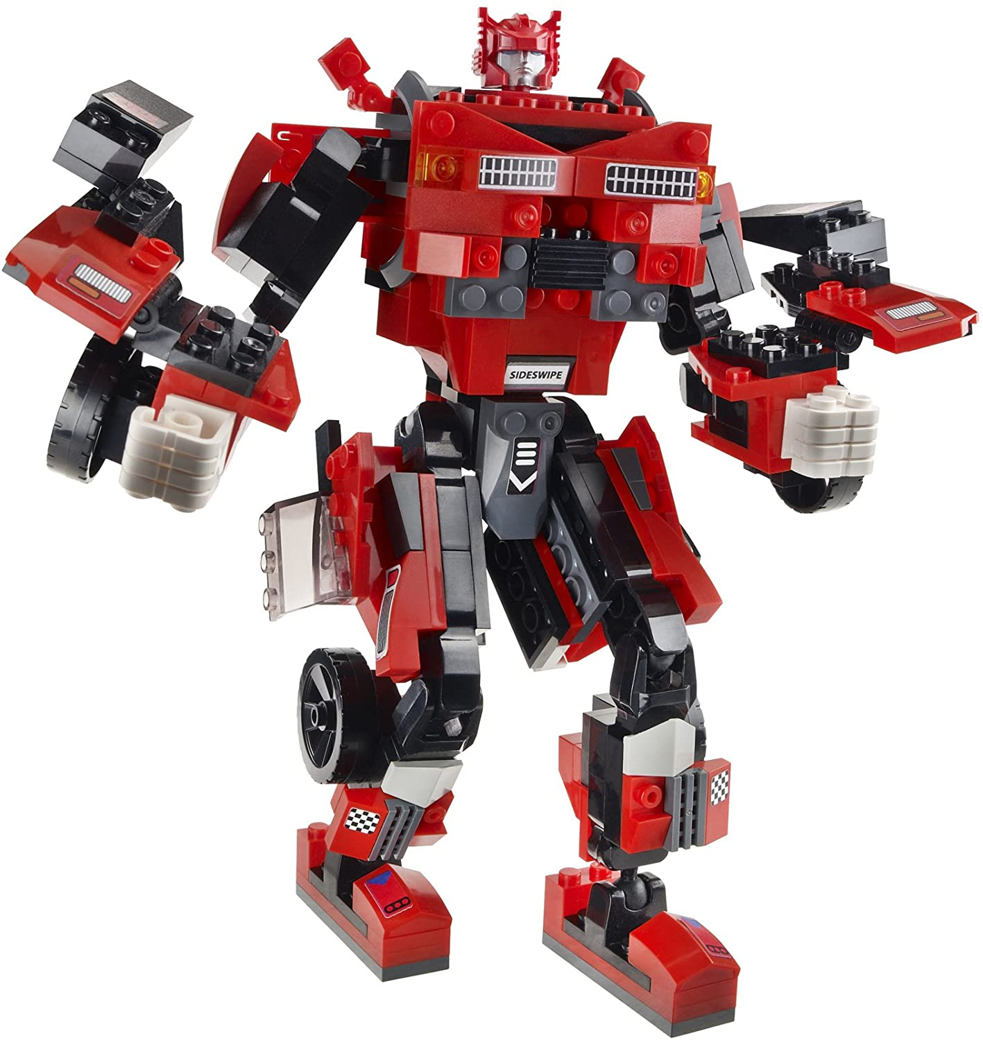 KRE-O Transformers - Sideswipe (31771) Building Toy