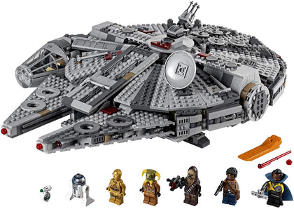LEGO Star Wars - The Rise of Skywalker - Millennium Falcon (75257) Building Toy