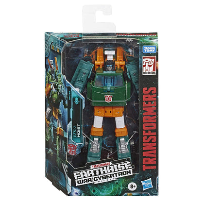 Transformers Generations - War for Cybertron: Earthrise - Hoist Action Figure (WFC-E5 )